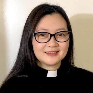 Rev. Angel Tong